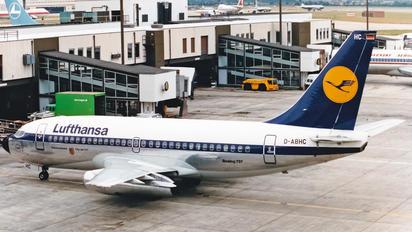 D-ABHC - Lufthansa Boeing 737-200