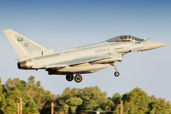 8015 - Saudi Arabia - Air Force Eurofighter Typhoon