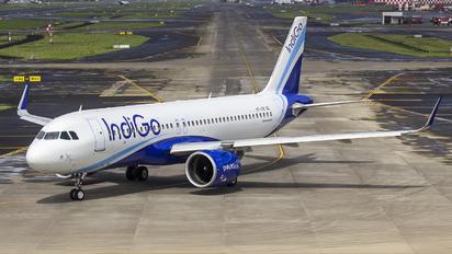 VT-ITK - IndiGo Airbus A320 NEO