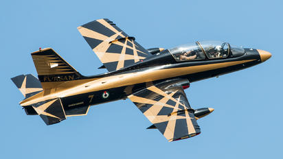 "439 - United Arab Emirates - Air Force ""Al Fursan"" Aermacchi MB-339NAT"