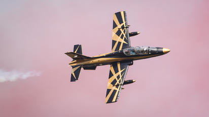 "MB-339NAT - United Arab Emirates - Air Force ""Al Fursan"" Aermacchi MB-339NAT"