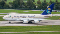 HZ-HM1C - Saudi Arabia - Royal Flight Boeing 747SP aircraft