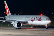 A7-BAH - Qatar Airways Boeing 777-300ER aircraft