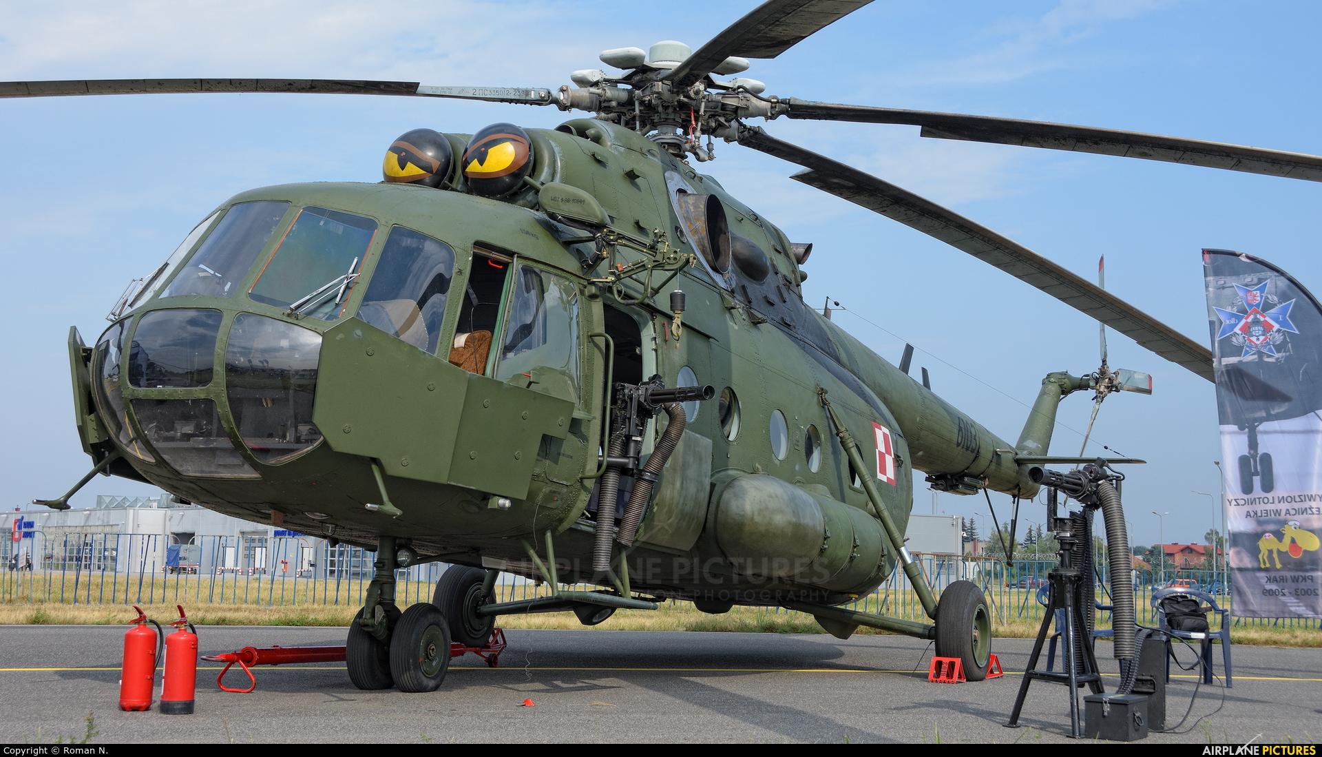 Poland - Army 6103 aircraft at Radom - Sadków