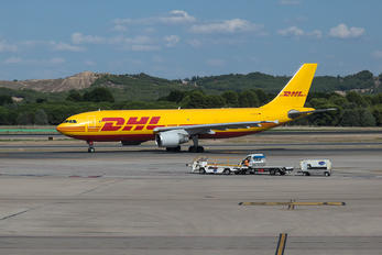 D-AEAL - DHL Cargo Airbus A300F