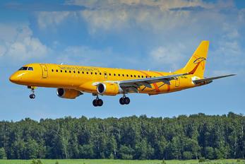 VQ-BRY - Saratov Airlines Embraer ERJ-195 (190-200)