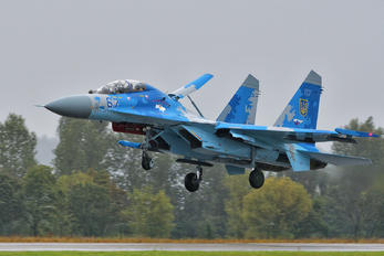 67 - Ukraine - Air Force Sukhoi Su-27