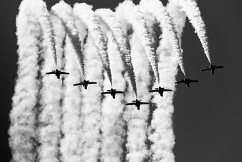 E.25-87 - Spain - Air Force : Patrulla Aguila Casa C-101EB Aviojet