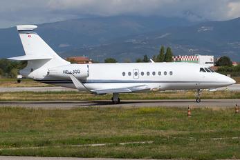 HB-JGD - Private Dassault Falcon 2000S