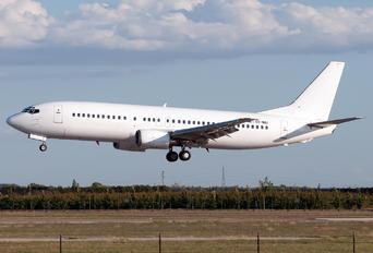 SX-MAI - Air Mediterranean Boeing 737-400