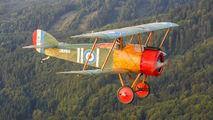 OK-NUL36 - Letajici Cirkus Sopwith Camel aircraft