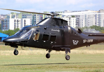 SP-AWW - Private Agusta Westland AW109 SP GrandNew