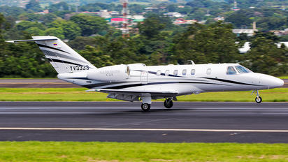 YV3333 - Private Cessna 525C Citation CJ4