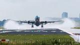 KLM Airbus A330-200 PH-AOB at Amsterdam - Schiphol airport