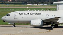 13-003 - Turkey - Air Force Boeing 737-700 aircraft