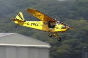 G-BPCF - Private Piper J3 Cub aircraft
