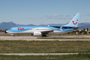G-FDZA - TUI Boeing 737-800