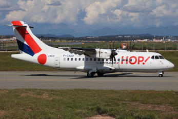 F-GVZD - Air France - Hop! ATR 42 (all models)