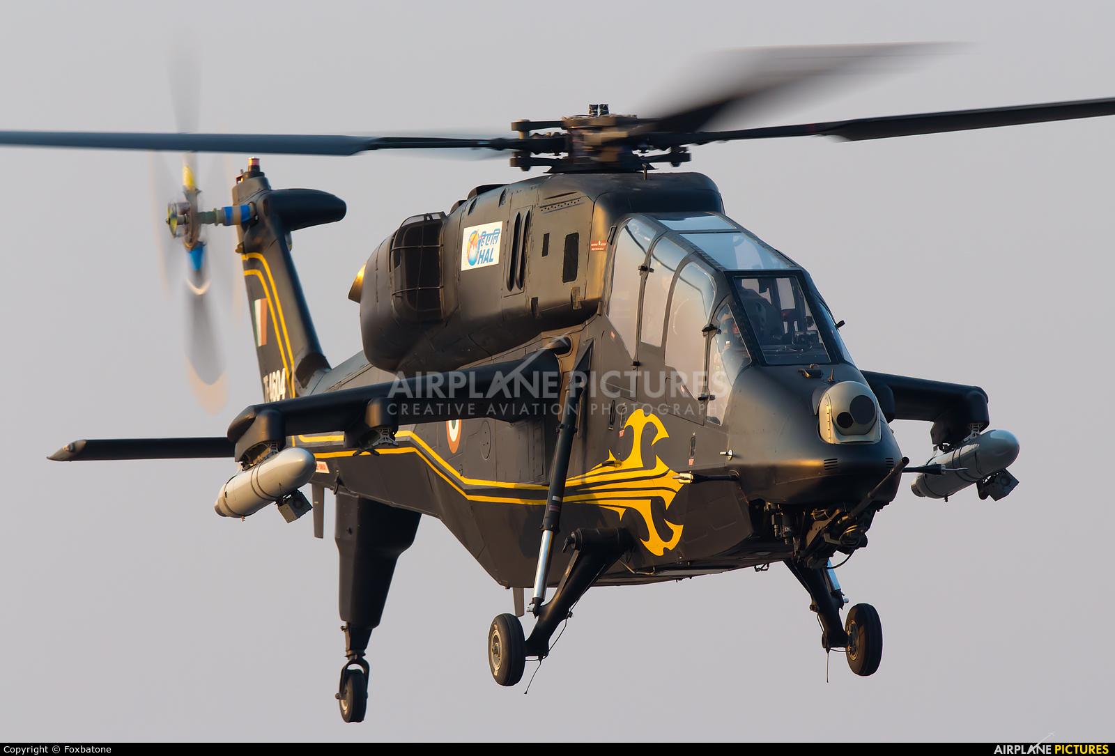 India - Air Force ZF4604 aircraft at Yelahanka AFB