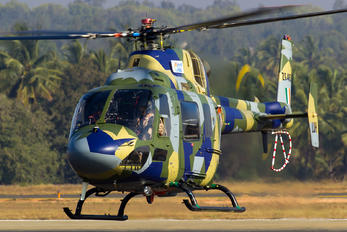 ZG4620 - India - Air Force Hindustan Light Utility Helicopter