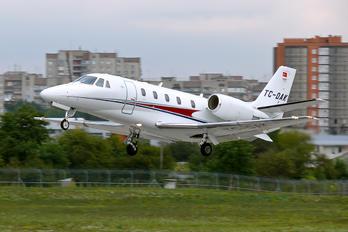 TC-DAK - Private Cessna 560XL Citation XLS