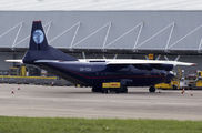 Rare visit of Antonov An-12 to East Midlands title=
