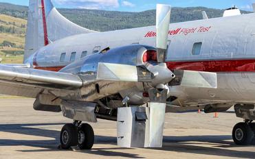 N580HW - Honeywell Aviation Services Convair CV-580