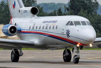 1257 - Czech - Air Force Yakovlev Yak-40