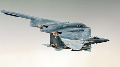 93-1087 - USA - Air Force Northrop B-2A Spirit