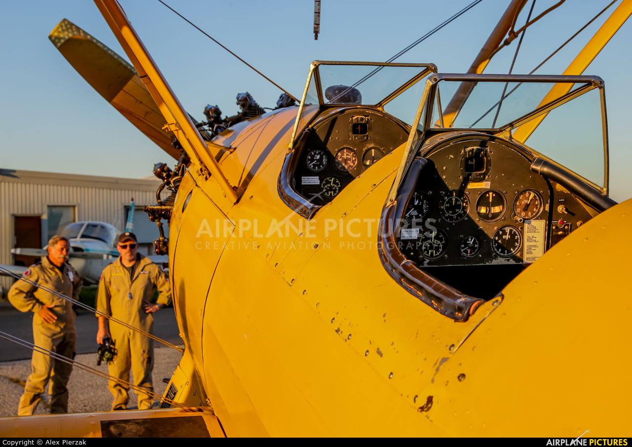 Canadian Historical Aircraft Association C-FAPG aircraft at Windsor, ON