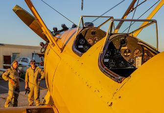 C-FAPG - Canadian Historical Aircraft Association Boeing PT-17 Kaydet