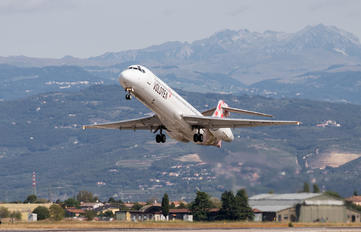 EC-MGT - Volotea Airlines Boeing 717