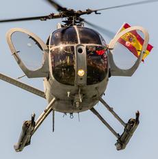 HS.13-11 - Spain - Navy Hughes 369FF