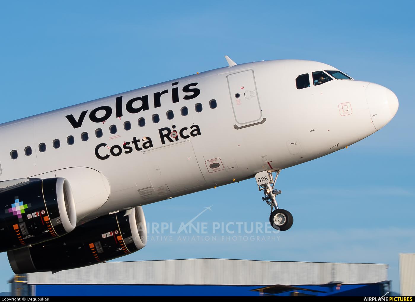 Volaris N526VL aircraft at San Jose - Juan Santamaría Intl