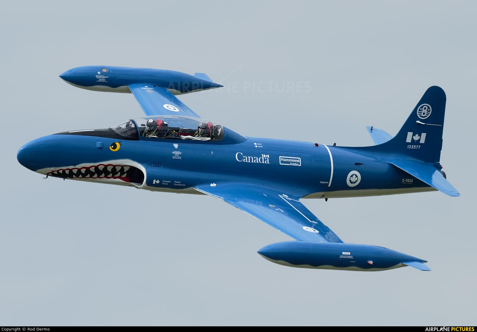 Private C-FRGA aircraft at Brantford, ON