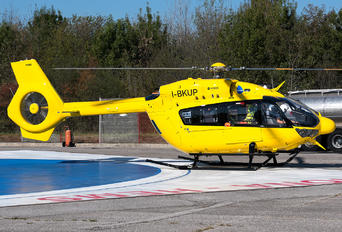 I-BKUP - Babcok M.C.S Italia Airbus Helicopters EC145 T2