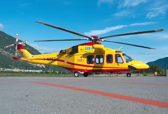 I-NOST - Italy - Vigili del Fuoco Agusta Westland AW139