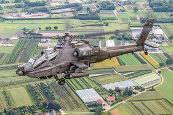 Q-05 - Netherlands - Air Force Boeing AH-64D Apache