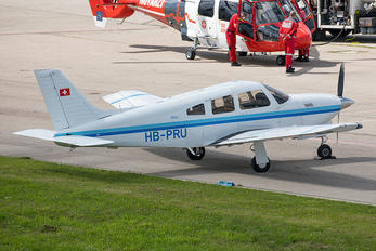 HB-PRU - Private Piper PA-28 Arrow