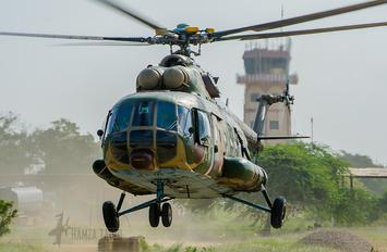 58-699 - Pakistan - Army Mil Mi-17-1V