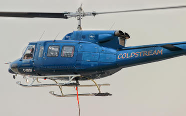 C-GBSF - Coldstream Helicopters Bell 212