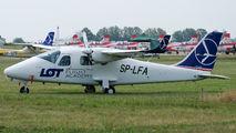 SP-LFA - LOT - Polish Airlines Tecnam P2006T aircraft
