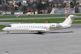 9H-AMY - Air X Canadair CL-600 CRJ-850
