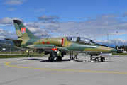 4703 - Slovakia -  Air Force Aero L-39ZA Albatros aircraft