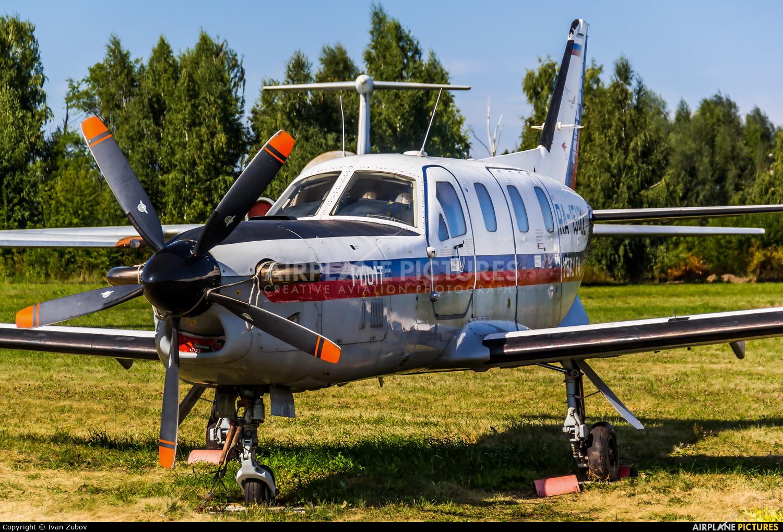 Ulyanovsk Higher Civil Aviation School RA-15122 aircraft at Ulyanovsk - Baratayevka