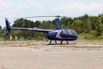 RA-2194G - Private Robinson R44 Raven I