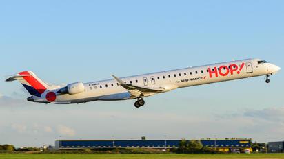 F-HMLL - Air France - Hop! Canadair CL-600 CRJ-1000