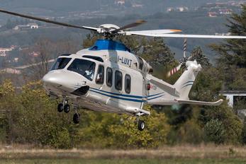 I-LUXT - Private Agusta Westland AW139