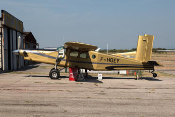 F-HDEY - Private Pilatus PC-6 Porter (all models)