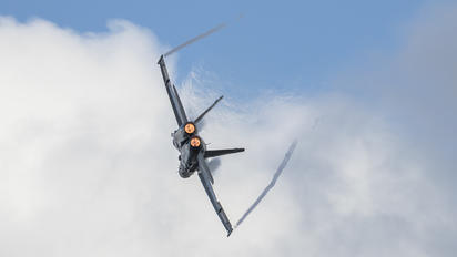 - - Switzerland - Air Force Boeing F/A-18E Super Hornet